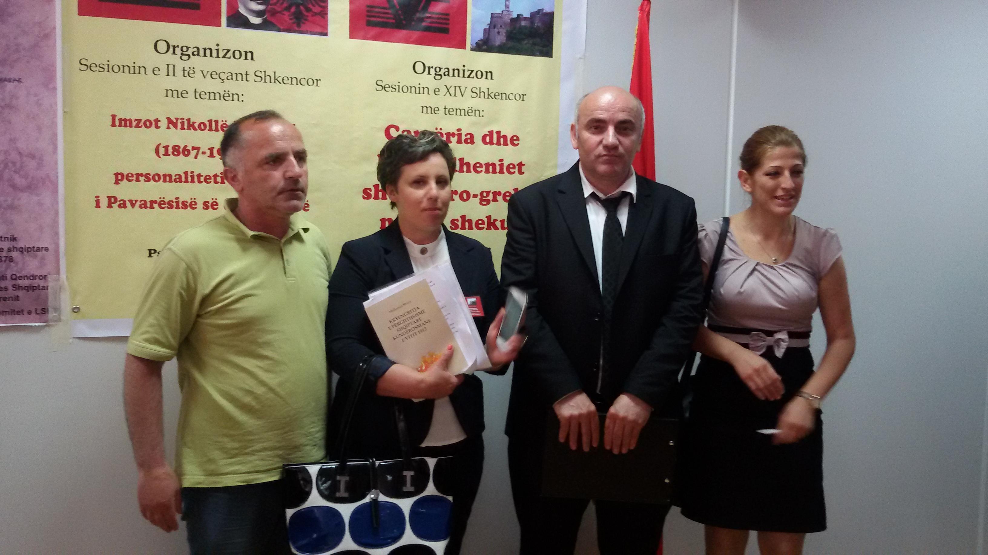 Çamëria dhe marrëdhënjet shqiptaro- greke nëpër shekuj